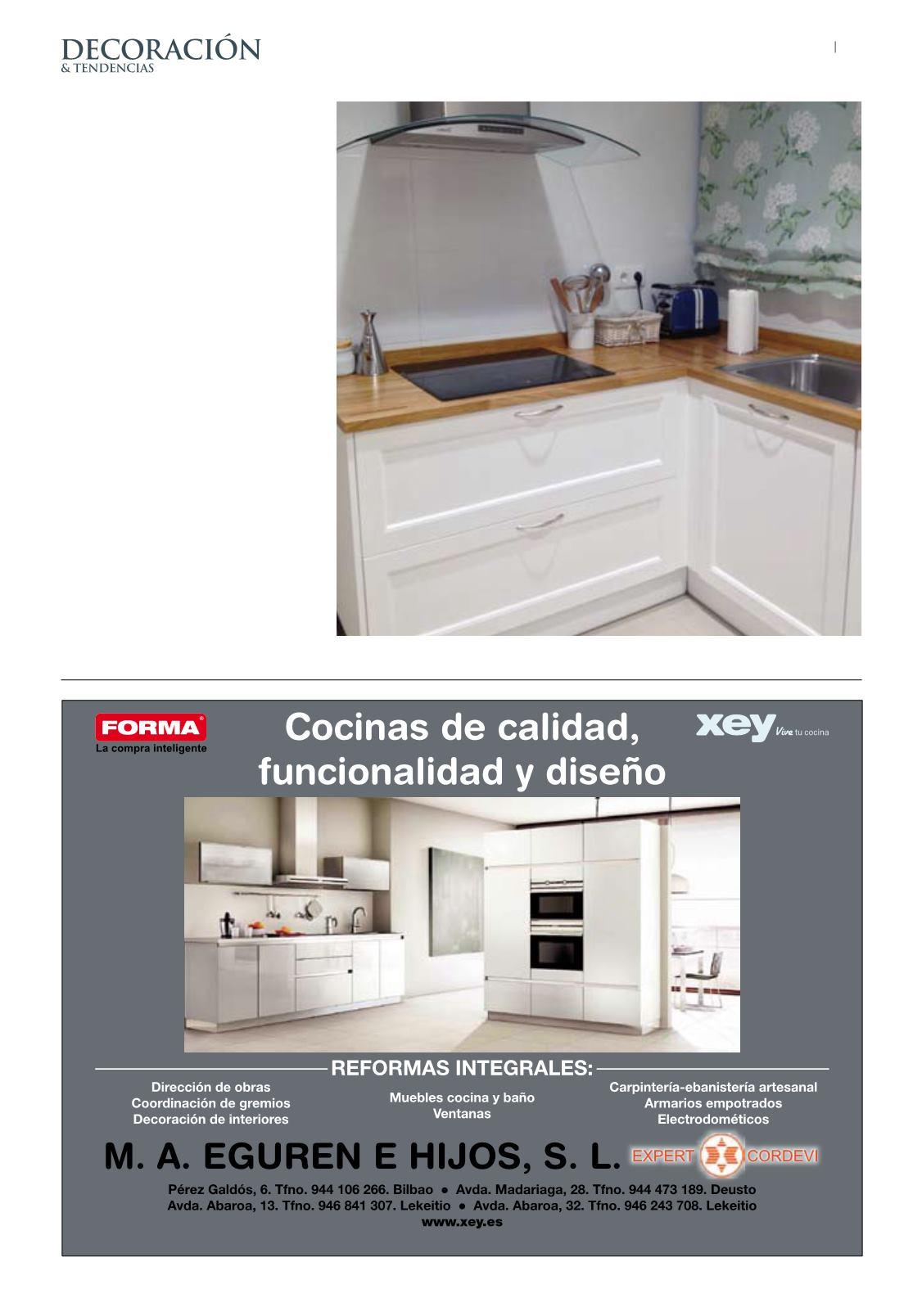 Decoraci N Tendencias # Muebles Eguren Lekeitio